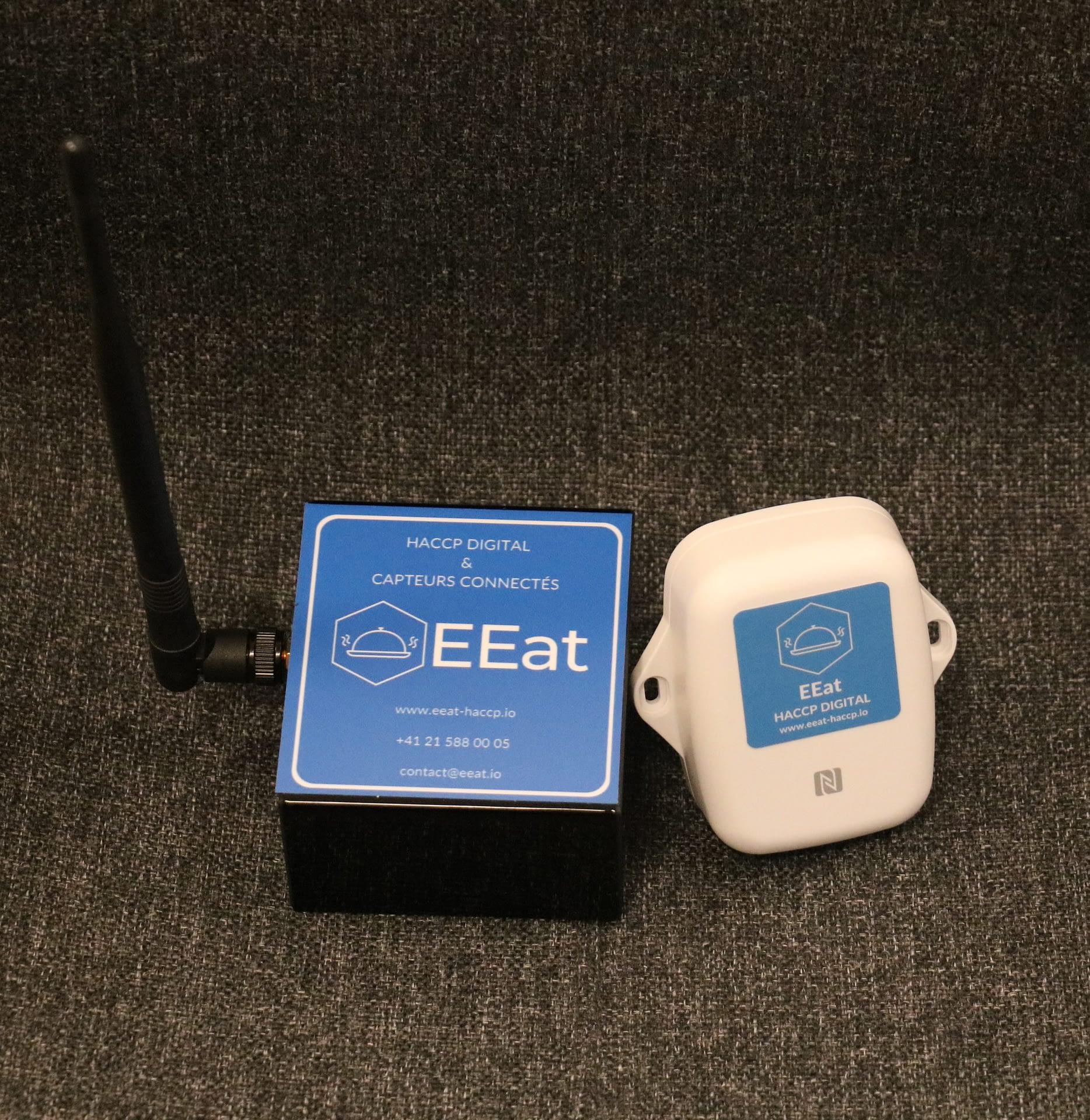 EEatbox et capteur EEat